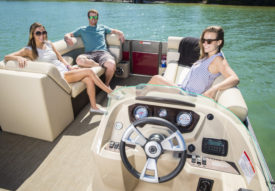Pontoon Boats for Rent in Naples
